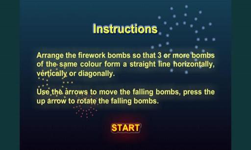 Firework Columns Premium