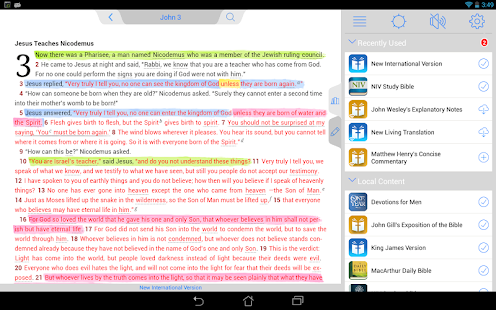 Message Bible - screenshot thumbnail