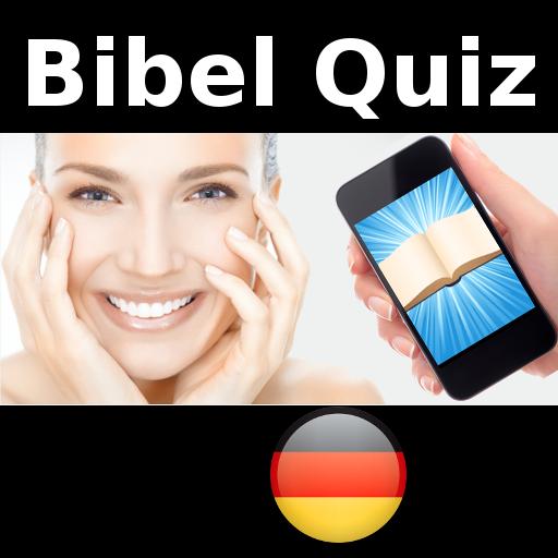 Deutsch Bibel Quiz 教育 App LOGO-硬是要APP
