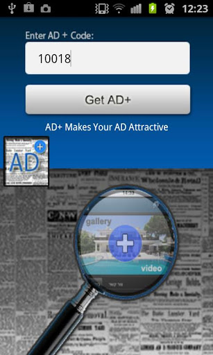 AD+ Makes Your AD Attractive