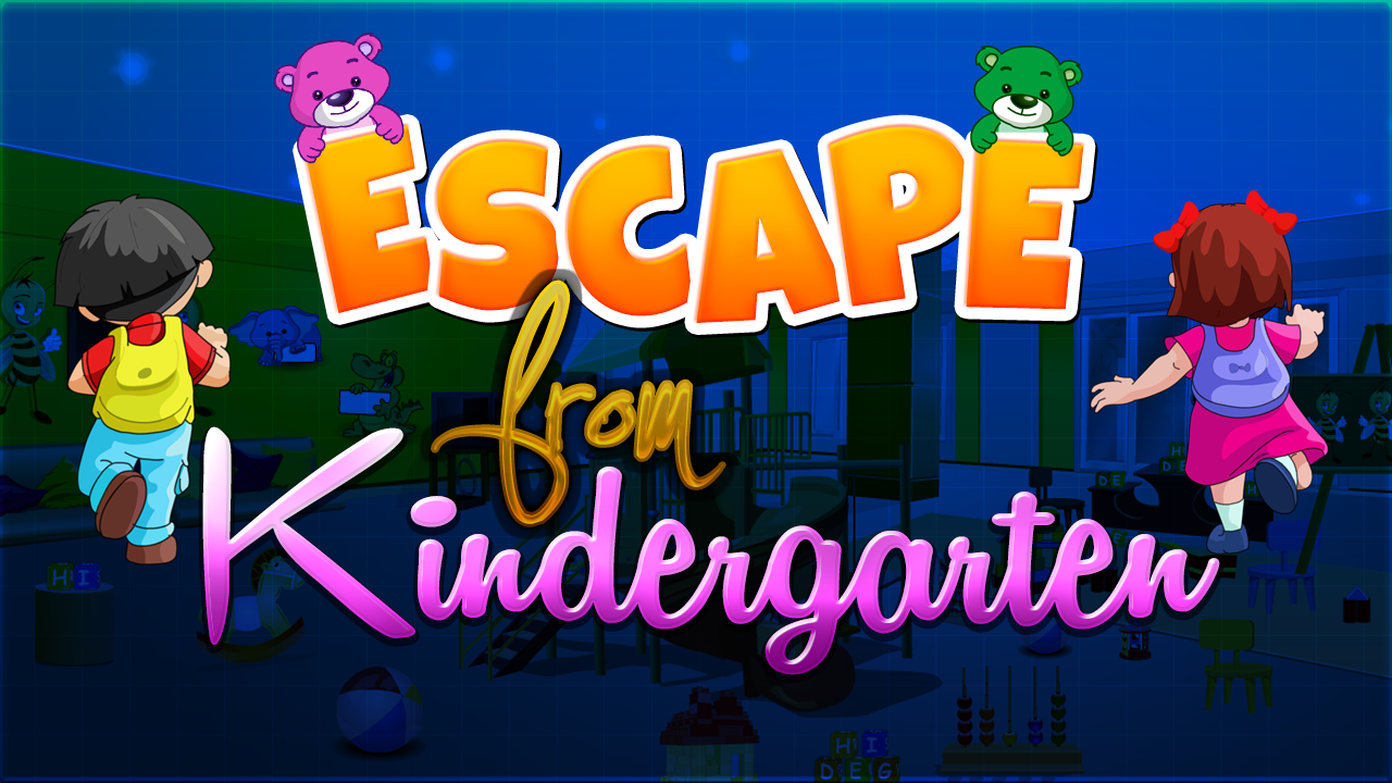 Kindergarten Escape Game - screenshot
