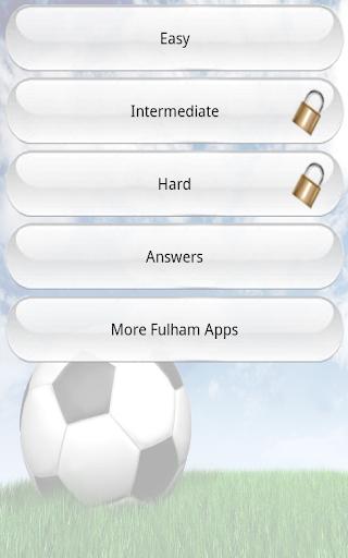 Fulham Quiz