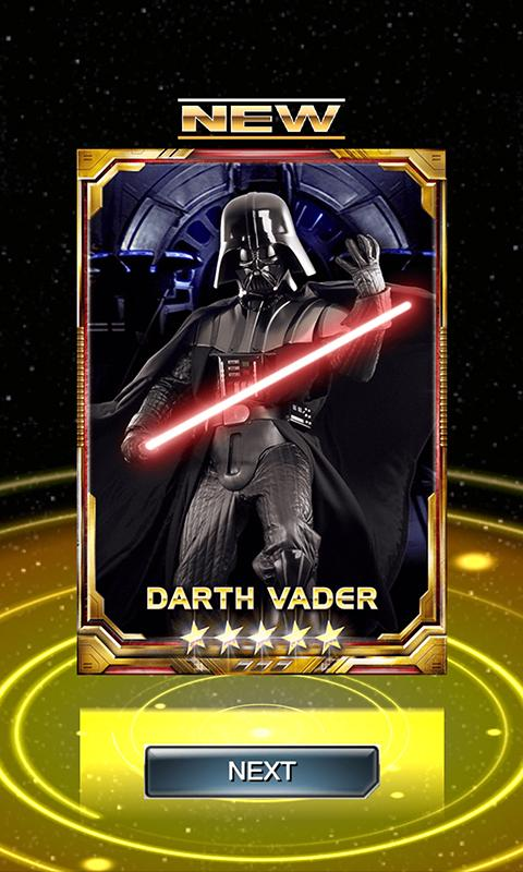 Star Wars Force Collection - screenshot