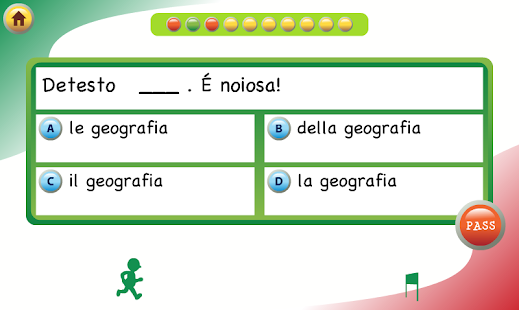 Linguatrivia Italian- screenshot thumbnail