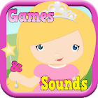Princess Educational Games icon