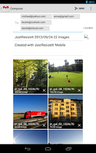 JustResizeIt! - screenshot thumbnail