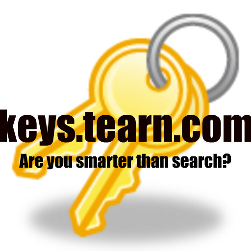 Keys  Chinese Search Games