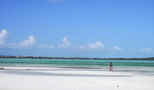 grace-bay-providenciales-caicos - Grace Bay on Providenciales inTurk and Caicos.