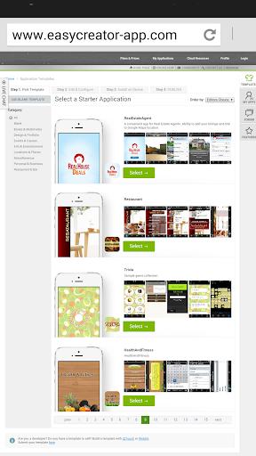 Easy Creator App