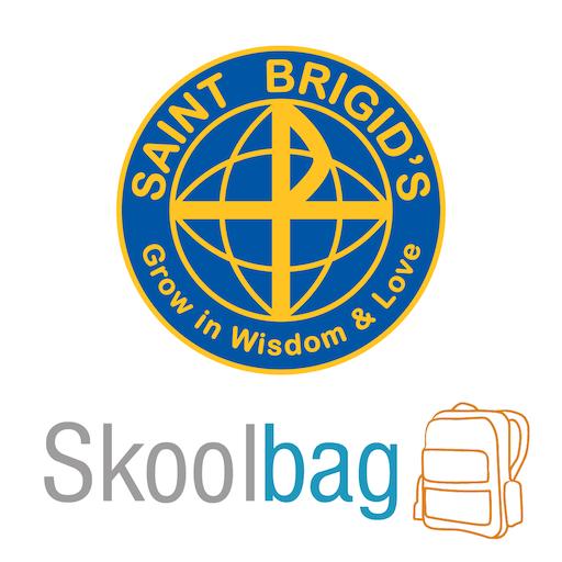 St Brigid's Catholic Skoolbag LOGO-APP點子