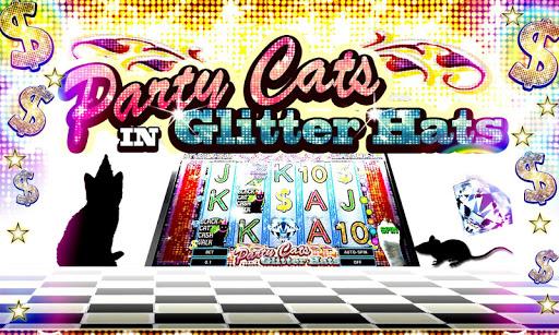Miss Kitty Cat Glitter Free