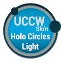 Holo Circles Light - UCCW Skin