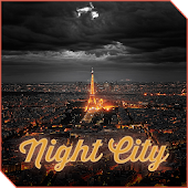 XPERIA™ Theme NightCity