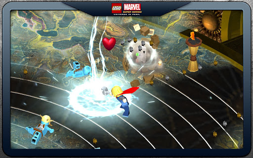 LEGO ® Marvel Super Heroes  screenshots 19
