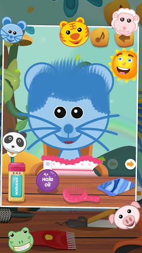 动物温泉 - 游戏的孩子