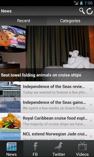 免費下載旅遊APP|Cruise Ship News app開箱文|APP開箱王