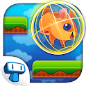 Hamster Roll - Platform Game icon
