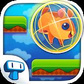 Hamster Roll - Cute Hamster Platform Game