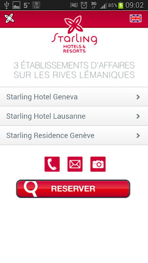 Starling Hotels Resorts
