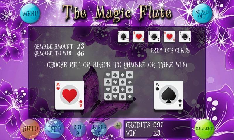 Magic flute slots free games