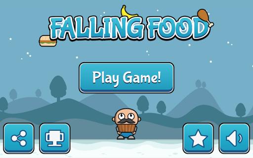Falling Food