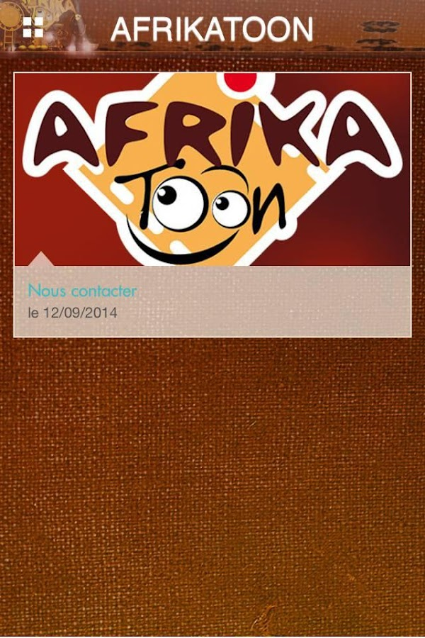AFRIKATOON- screenshot