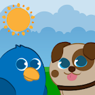 Funny Animals for babies icon
