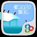 Crazy sea GO Launcher Theme icon