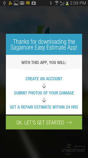 Easy Estimate by Sagamore