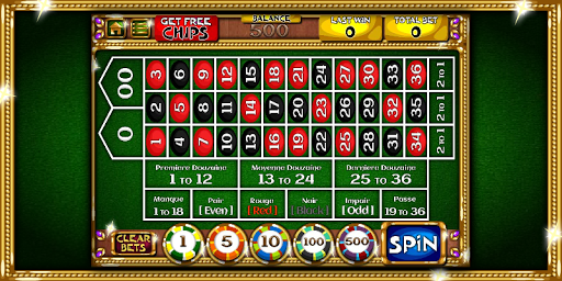 Roulette in oklahoma