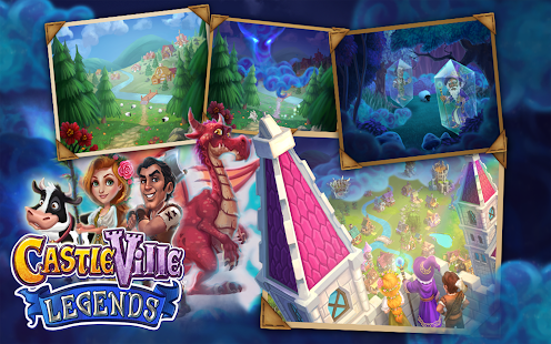 CastleVille Legends- screenshot thumbnail