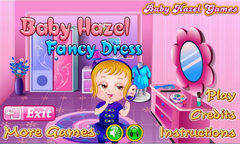 Baby Hazel Fancy Dress- screenshot