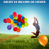 GALAXY S4 BALLOON LOCK SCREEN