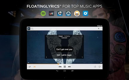 musiXmatch Music Player Lyrics Screenshot 4