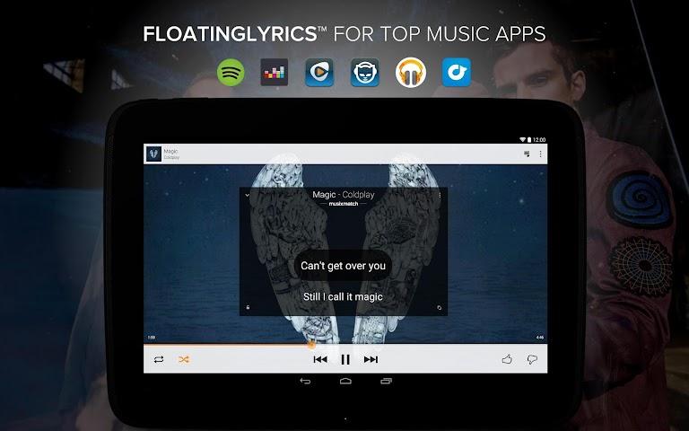 Screenshot 2 Musixmatch -  Lyrics & Music