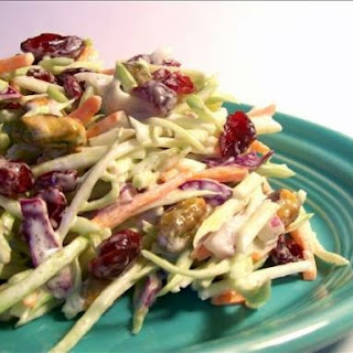 Momma's Sweet Broccoli Slaw