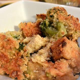 Broccoli Quinoa Casserole.