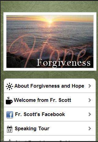 Forgiveness and Hope