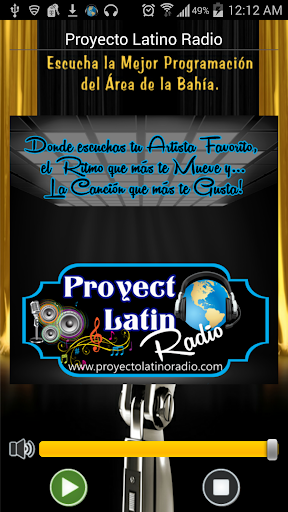 Proyecto Latino Radio