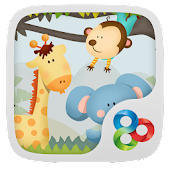 Zoo GO Launcher Theme
