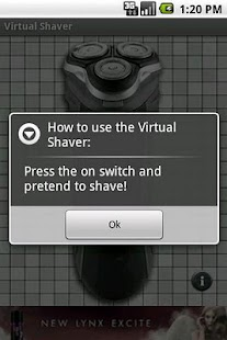 Virtual Shaver - screenshot thumbnail
