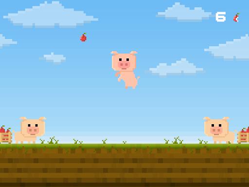 【免費休閒App】Piggy in the Middle-APP點子