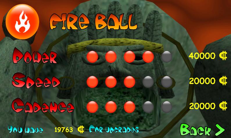 Monster Bubbles Curse (Pang) screenshot #7