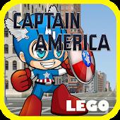 Captain Run For Lego