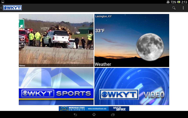 WKYT News - screenshot