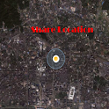 Share Location with GPS logo
