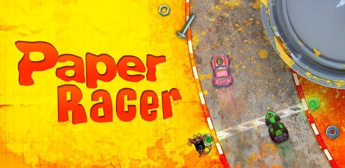 حصريا: Paper Racer v1.0.1 Apk Data Direct|120MB