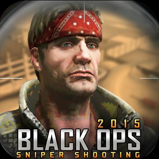 Black Ops Sniper Shooting 2015