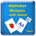 Alphabet Picture Words icon