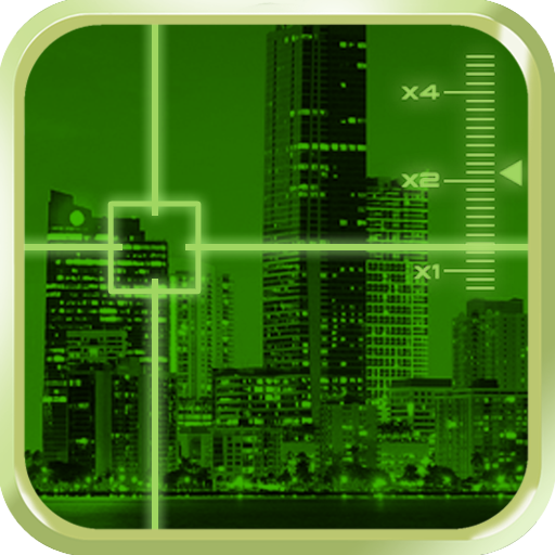 Night Vision simulator Icon